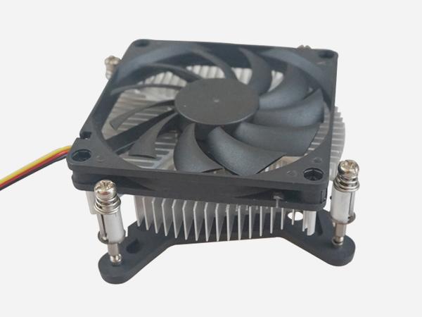 CPU散热器散热效率是由热管的数量决定的吗