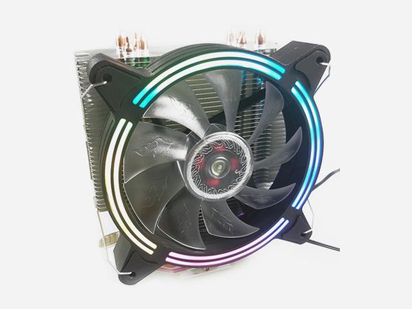 电脑散热器厂家-C4HP001