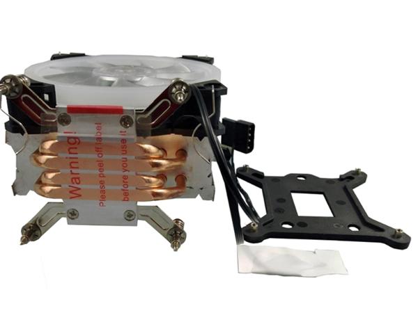 CPU散热器热管简介